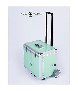 Midi Pedicure Trolley Youth Green