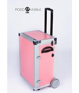 Podo-Mobile Maxi Pedicure Trolley Sweet Pink
